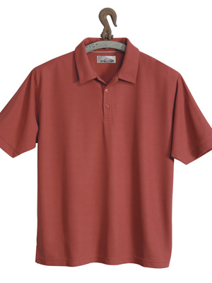 Tri Mountain Men's 107 Endurance Golf Shirt