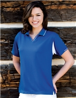 Tri-Mountain Women's Sporty Shirt - 114 Movement