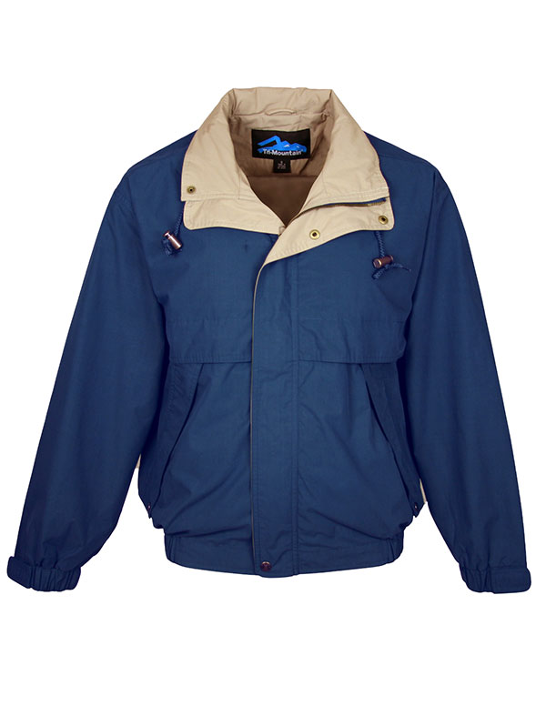 Tri Mountain Microfiber Jacket - 5300 Panorama
