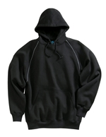 Tri-Mountain Hooded Sweatshirt - 687 Insight