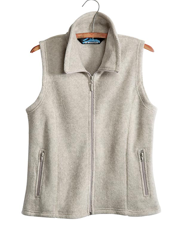 Tri-Mountain Women's Anti-Pilling Performance Vest. 7020