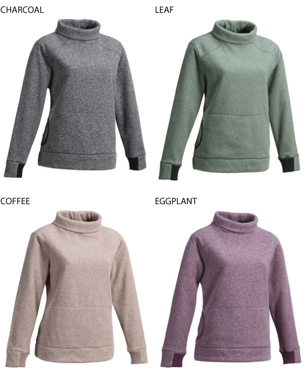 Women's Micro Fleece Turtleneck #7070 Solace