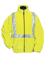 Tri-Mountain Heavyweight Safety Jacket - 7130 Precinct