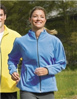 Tri-Mountain Ladies Micro Fleece - 7220 Freestyle