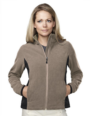 Tri-Mountain 7632 Telluride Women's Micro Fleece Jacket