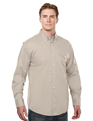 Tri Mountain Lightweight Woven Shooting Shirt - 786 Trophy