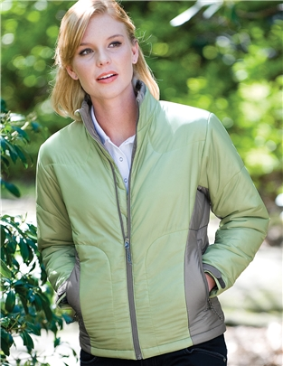 Tri Mountain Women\'s Nylon Jacket - 8230 Encore
