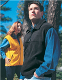 Tri-Mountain Fleece Vest - 8350 Excursion