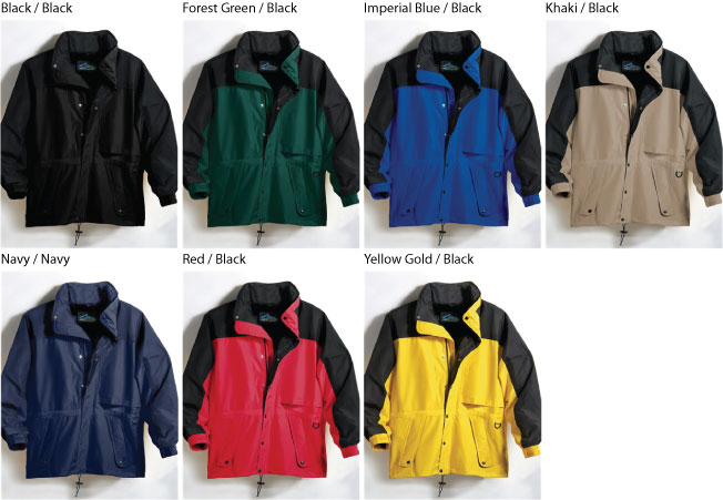Waterproof Jacket 9300 Climax Edition