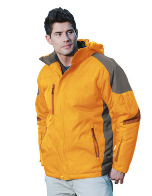 Tri-Mountain 9800 Avalanche Men\'s Dobby Nylon Jacket
