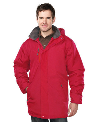 Tri-Mountain 9980 Droxford Men's Heavyweight Jacket
