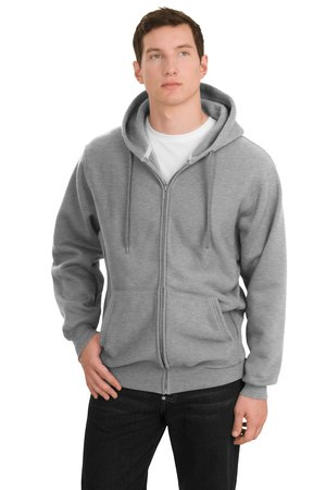 Sport-Tek - Super Heavyweight Full-Zip Hooded Sweatshirt F282