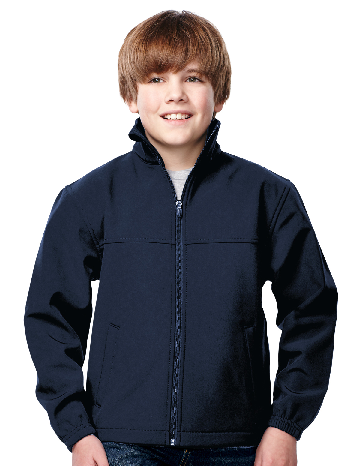 Tri-Mountain Youth Jacket JY6380 Youth Quest