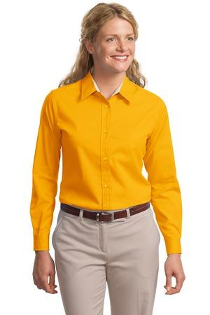 Port Authority - Ladies Long Sleeve Easy Care Shirt. L608.
