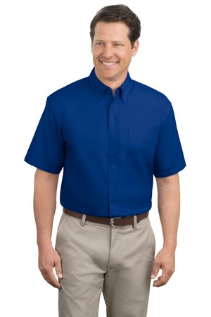 Port Authority - Short Sleeve Easy Care Shirt. S508.
