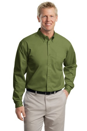 Port Authority - Long Sleeve Easy Care Shirt. S608.