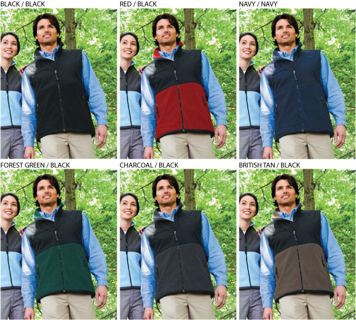 Tri Mountain AntiPilling Fleece Jacket - 7440 Surveyor