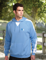 Tri Mountain Easy Care Hooded Sweatshirt - F685 Assist