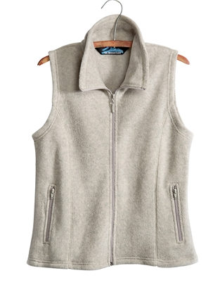 Tri-Mountain Women's Anti-Pilling Performance Vest. 7020 - Click Image to Close