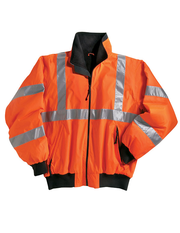 8830 District - Tri Mountain Safety Jacket