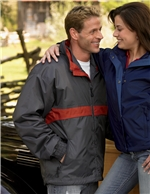 Men's Water Resistant Jacket - Tri Mountain 7950 Connecticut