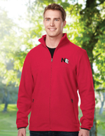 Tri-Mountain Micro Fleece Jacket - F7608 Alpine