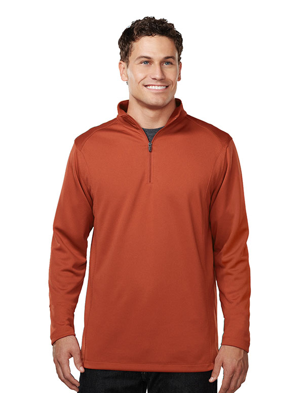Tri Mountain Performance 1/4-Zip Shirt - K628 Clementon