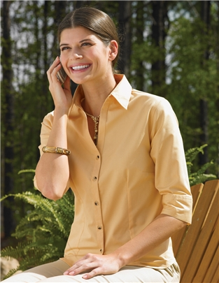 Tri Mountain Stain Resistant Woven Shirt - 763 Affinity