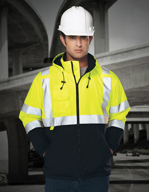 8831 Beacon - Tri Mountain Safety Jacket
